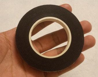 "2 Rolls, Paper Floral Stem Tape ( Size 0.5"" x 27.5 M ) Artificial Floral Stem Tape, Brown Floral Tape."