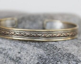 men Tibetan, Buddhist bracelet, yoga