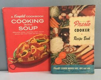 c43f4a42988ce Presto cooker book | Etsy
