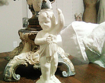 Arte E Antiquariato Just Putto Angelo Beautiful And Charming