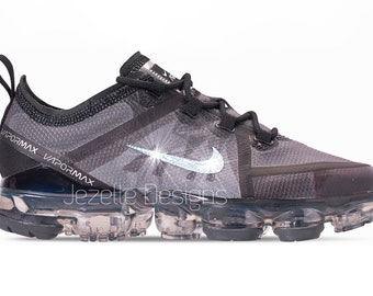 the latest b94bb ab2d8 Swarovski Nike Air VaporMax 2019 Running Shoes - NEW, Limited Supply!!  Customized with Swarovski Crystals, Bling Nike Shoes