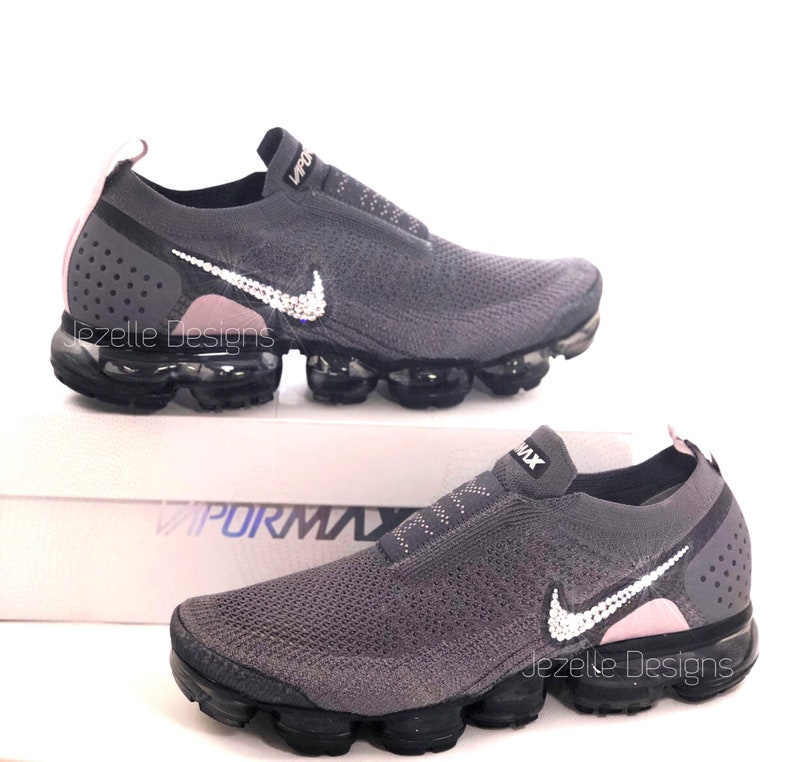 d49754192662 Swarovski Nike Womens Air VaporMax Flyknit MOC 2 With