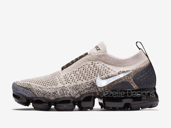 Swarovski Nike Air VaporMax Flyknit MOC 2 Running Shoes Custom  852291d40144