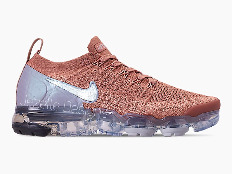 nike air vapormax rose gold