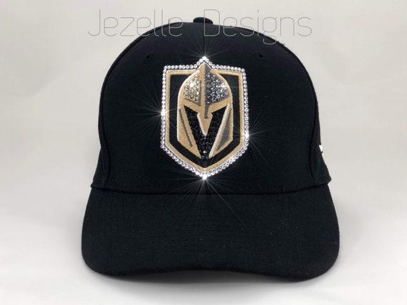 Bling NHL Vegas Golden Knights Hats   keychain   purse charm  49ec08ab7802