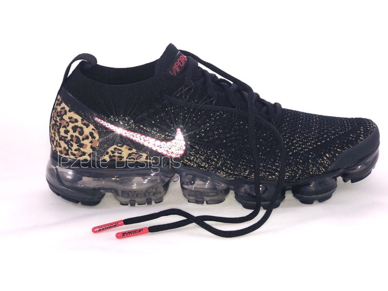 Animal Print VaporMax Swarovski Nike Women s Air  d17a765cb7