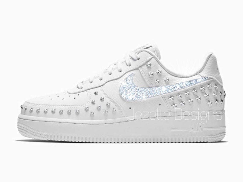 Swarovski Nike Air Force 1  07 XX for Women in Premium  611377f10
