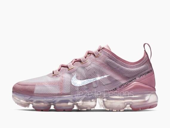 PLUM Swarovski Nike Air VaporMax 2019 Running Shoes Limited  14dc125cc