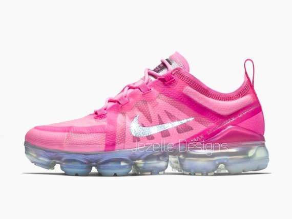 Swarovski Nike Air VaporMax 2019 Shoes Customized with  66d2b94794