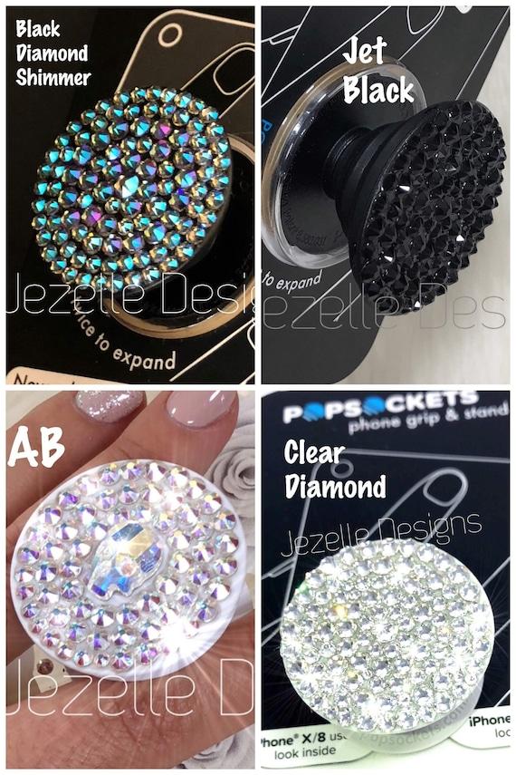 5525361618c0 Ships FREE Bling PopSockets Swarovski Crystal Cell Phone