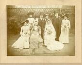 Edwardian wedding photo  (202)