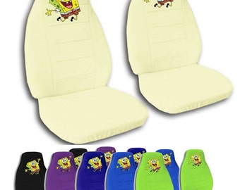 Hello Kitty With Diamond Car Seat CoversAny Colour Seat