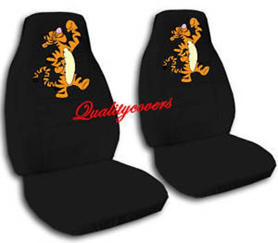 Tigger Car Seat CoversAny Colour CoversWe Make For