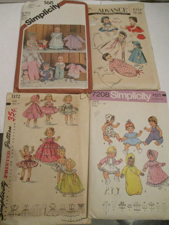 Dolls Dolls & Bears Methodical Old Doll