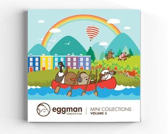 Eggman Comics Mini Collections Volume 3