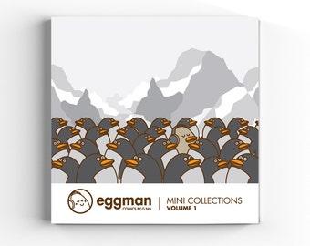Eggman Comics Mini Collections Volume 1