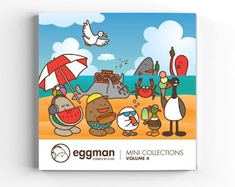 Eggman Comics Mini Collections Volume 4
