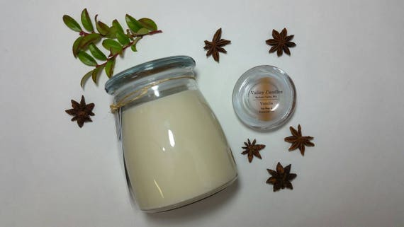 Vanilla 14oz, 70-hour, Soy & Botanical Oil Candle**4.00 SHIPPING**