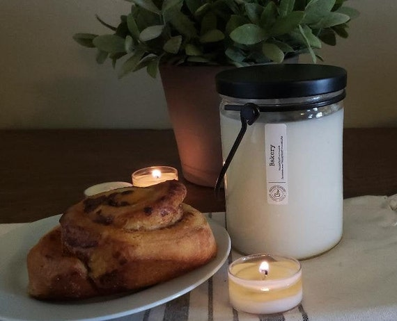 Bakery Soy Candle