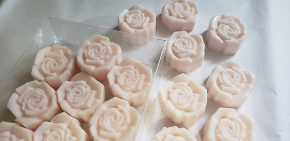 Seaside Rose Soy Melts