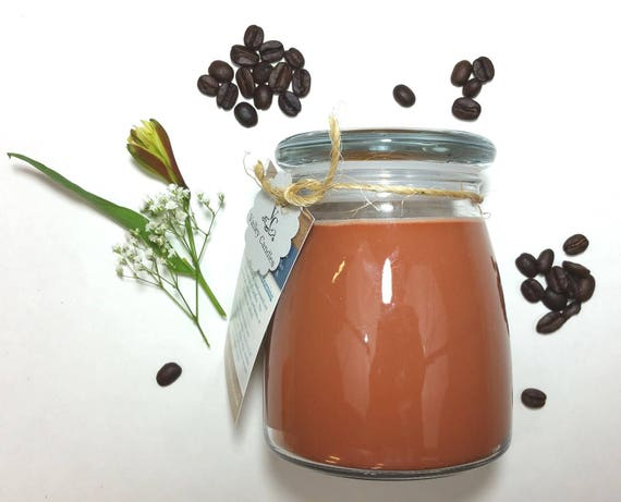 Fresh Coffee 14oz, Soy & Botanical Oil Candles**4.00 SHIPPING**