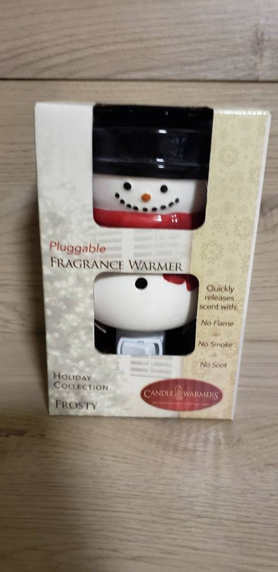 SALE Plug-in Snowman Warmer, reg 14.99