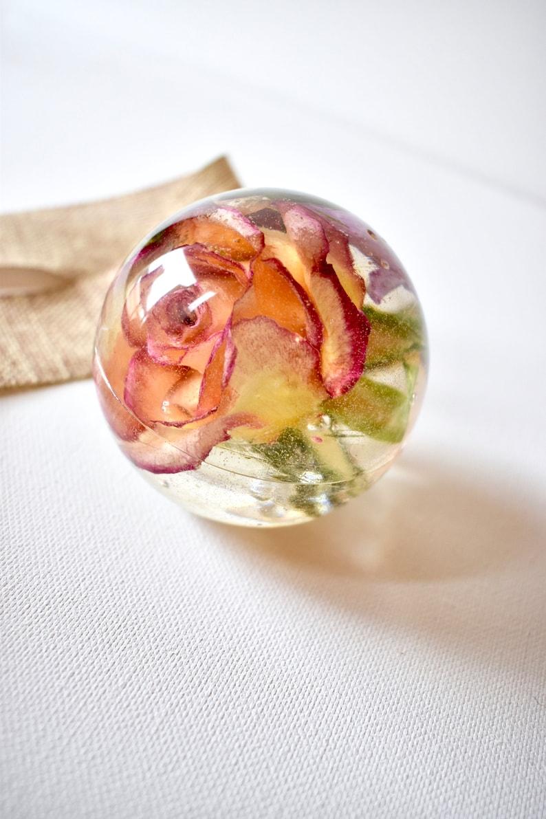 Bouquet Preservation Flower Preservation Bride Resin Art image 0