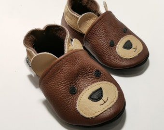 Chocolate Teddy Shoes
