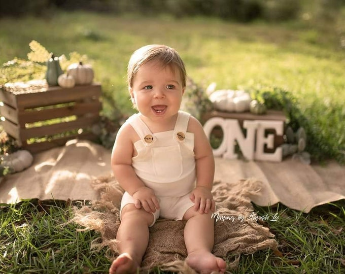 Featured listing image: Benjamin White Overalls
