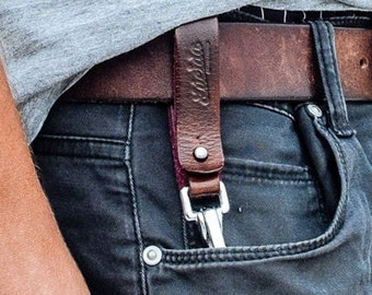 Lucid Keychain Straps - Leather key ring