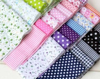 50 scrapbooking fabric