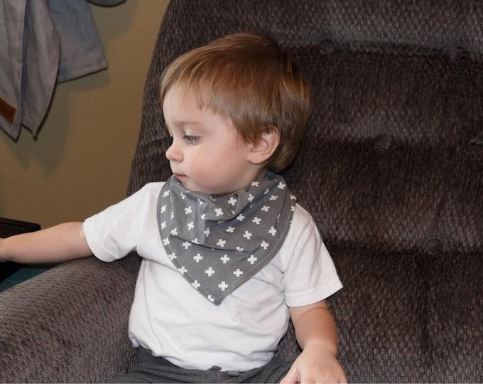 Baby and toddler item, baby bandana bib, baby bib