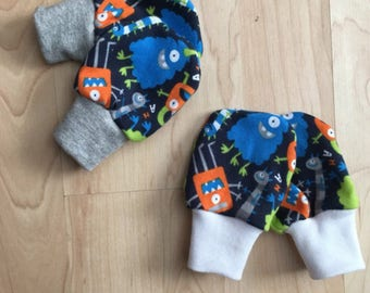 Newborn scratch mittens - Baby Scratch Mittens