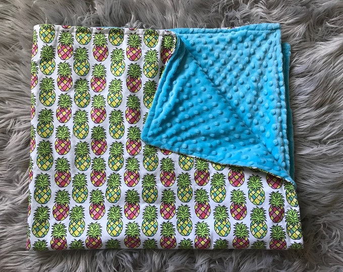 Baby Blanket - Minky Magic Blanket