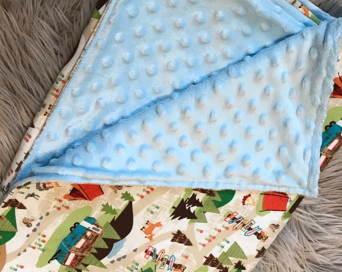 Minky Magic Blanket