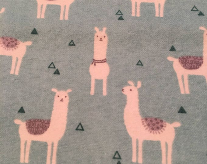 Infant and toddler - Fitted Crib Sheet - Fitted Pack n Play Sheet - Fitted Mini Crib Sheet Llama baby sheets