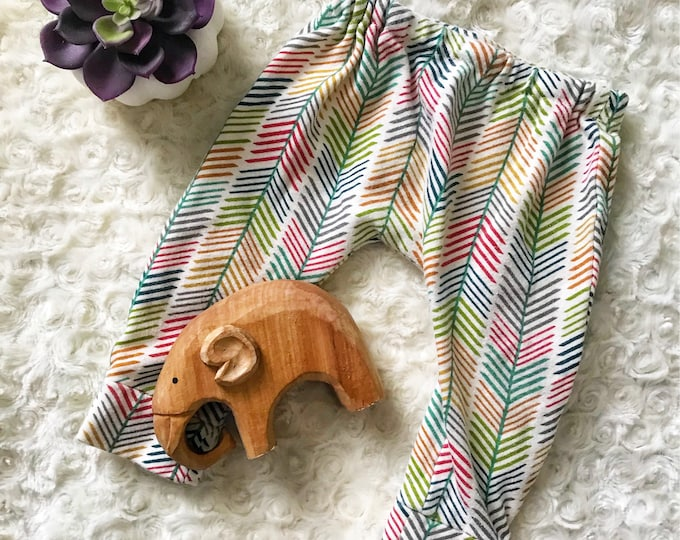 Baby leggings, 100% Organic Cotton Knit leggings