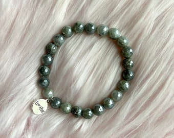 Mystic Labradorite Crystal Bracelet