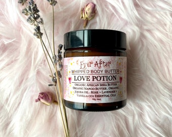 Love Potion Whipped Body Butter