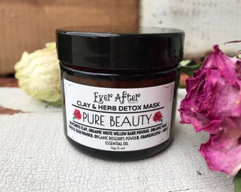 Pure Beauty Clay & Herb Detox Mask - Goddess Collection