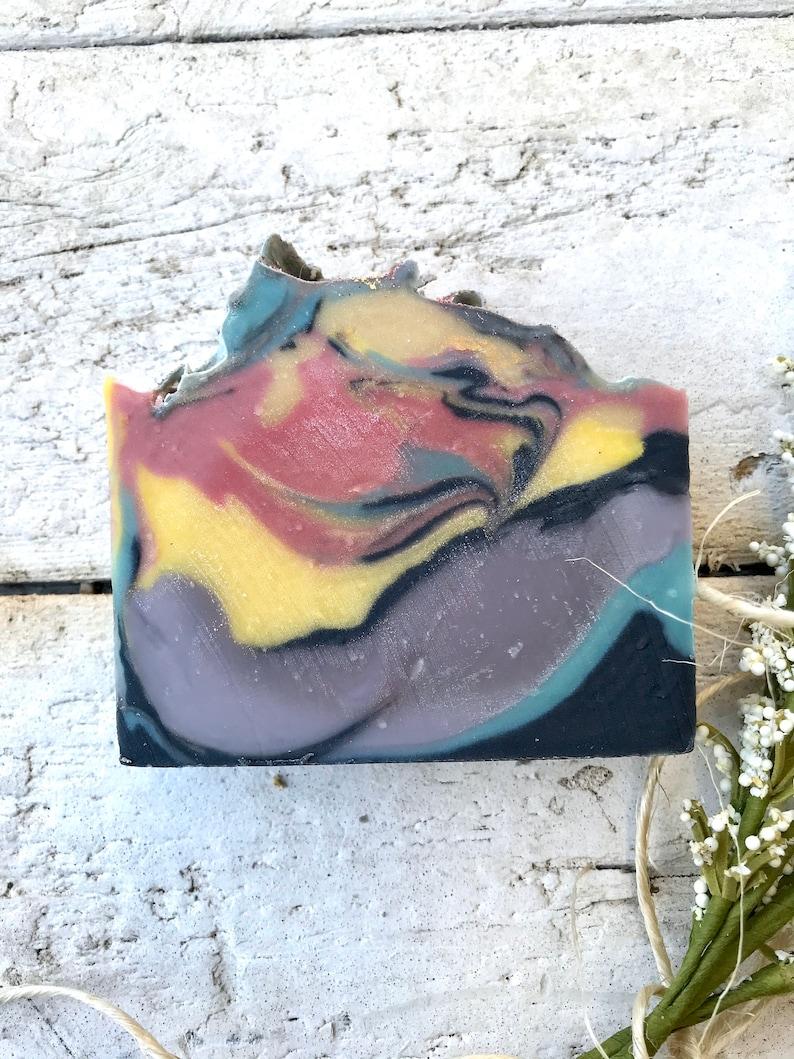 Stardust  Luxury Artisan Soap image 0