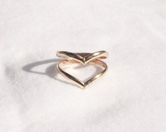 ATLANTIS RING part of mermaid collection (available in 14k gold-fill or sterling silver)