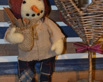 Primitive Snowman :o)