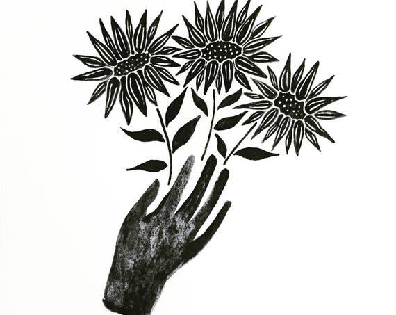 Sunflower Lover