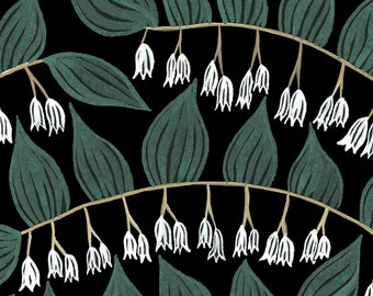 Lily of the Valley Print
