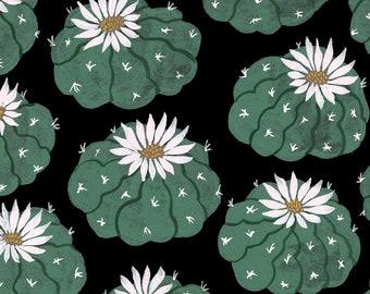 Peyote Cactus Print