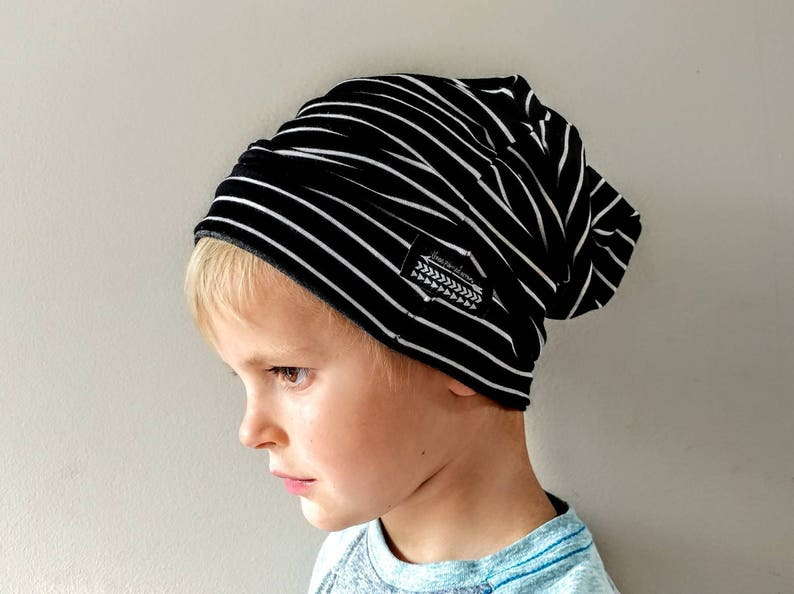 Baby slouchy beanie Toddler boy slouch beanie Gray hipster  5589d6c003c