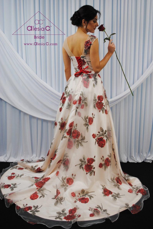 07e87f6df54cf Custom Wedding 2 PC Dress Wedding Separates Bridal   Etsy