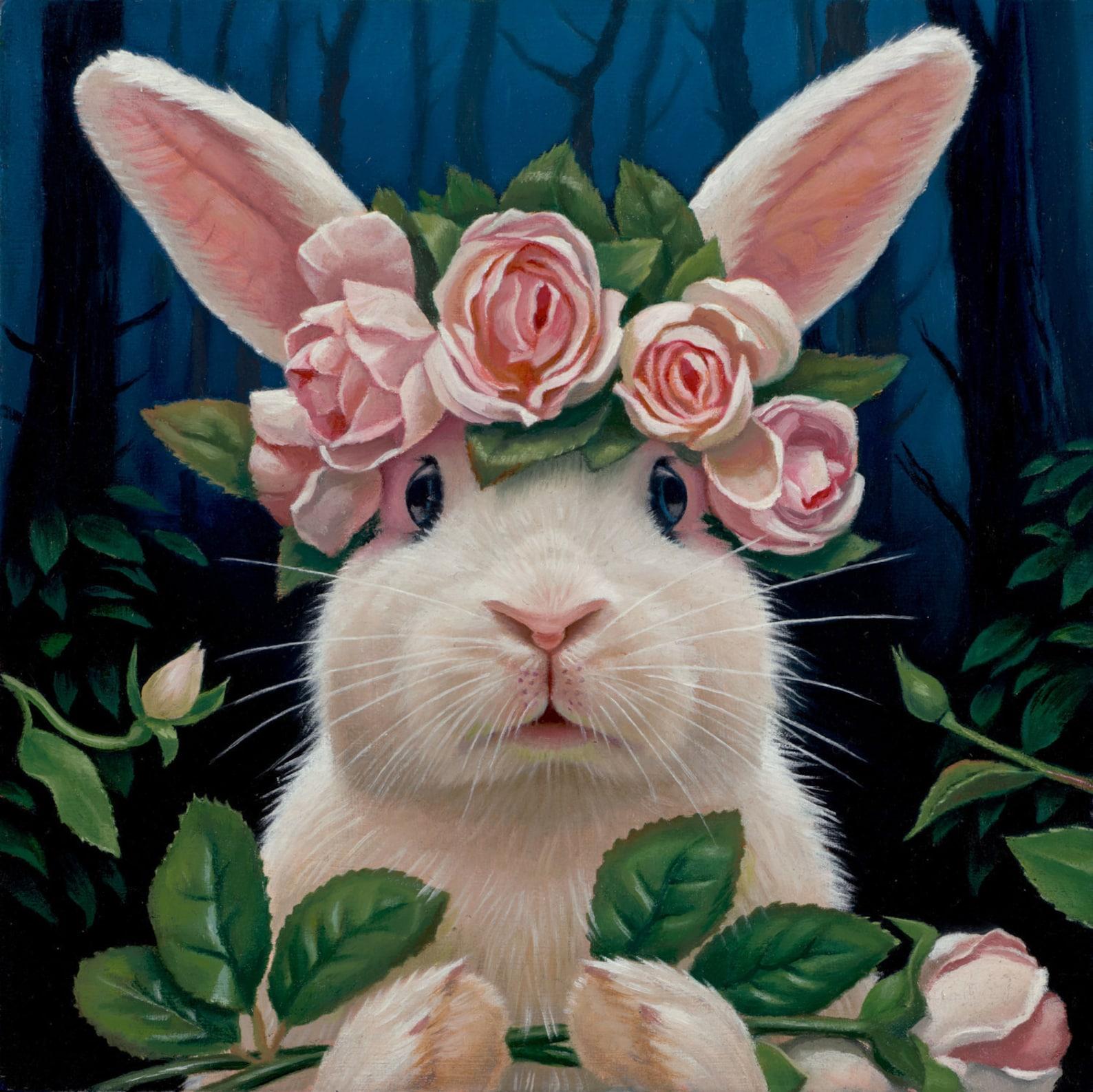 прикольные открытки кролики приготовления