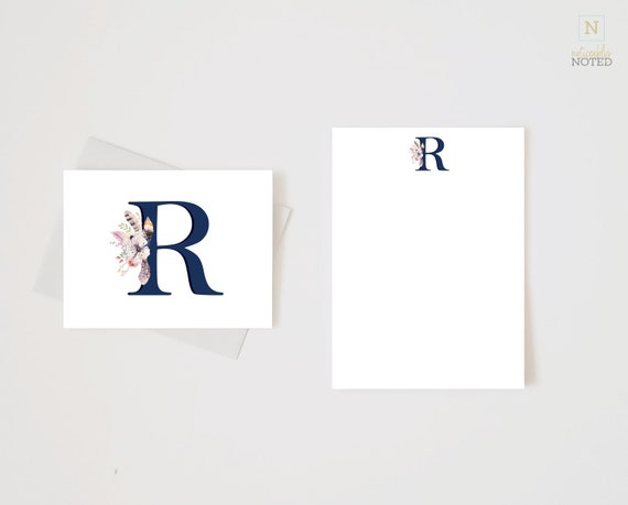 image 0 - Initial Note Cards